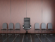 Chairs Royalty Free Stock Photo