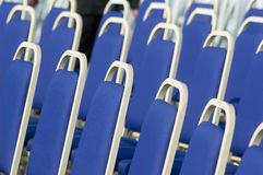 Chairs. Empty Chairs Stock Photo