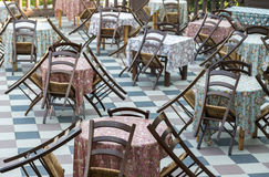 Free Chairs And Tables Royalty Free Stock Photography - 43591507