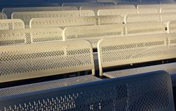 Chairs for the Audience Royalty Free Stock Photography