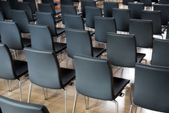 Chairs in the conference hall Royalty Free Stock Photos