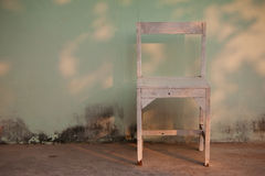 chairs gammalt Royaltyfri Fotografi
