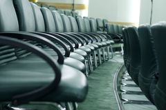 Chairs Royalty Free Stock Photography