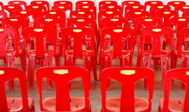 Chairs group Stock Image