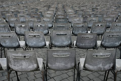 Chairs H Royalty Free Stock Images