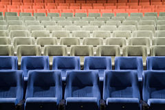 Free Chairs In Auditorium Stock Photo - 10860120
