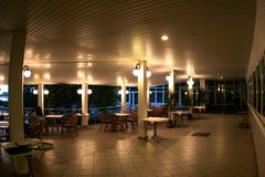 chairs room tables Στοκ φωτογραφία με δικαίωμα ελεύθερης χρήσης