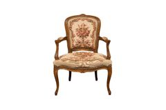 Chaise antique Photographie stock