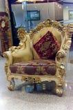 Chaise de luxe dans le secteur de hall Photographie stock libre de droits