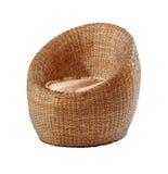 Chaise de rotin Image stock