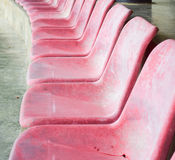 Chaise de stade Image stock