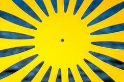 Chaise de Sun Images libres de droits