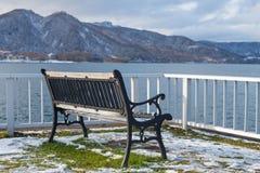 Chaise de Toya photographie stock libre de droits