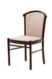 Chaise en bois Photos libres de droits