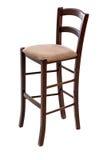 Chaise en bois Image stock