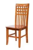 Chaise en bois classique Photo stock
