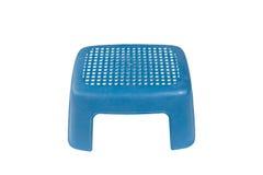 Chaise en plastique Photo stock