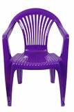 Chaise en plastique Photos stock