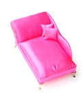 Chaise longue Royalty Free Stock Images