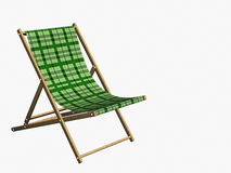Chaise-longue stock foto