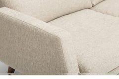 Chaise longue d'Alvarado, Coral Springs Lounge Chair, Barlow Armchair image libre de droits