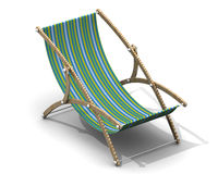 Chaise longue Royalty Free Stock Photos