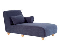 Chaise Lounge stock afbeelding
