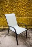 Chaise simple Images stock
