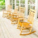 Chaises de basculage Photos libres de droits