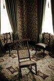 Chaises de Lincoln's Image libre de droits