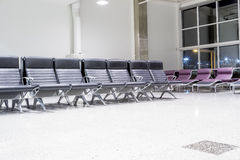 Chaises en de room Image stock