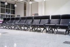 Chaises en de room Photos libres de droits