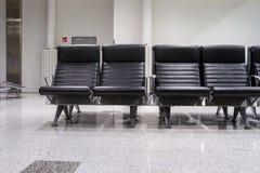 Chaises en de room Photo libre de droits