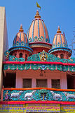 Chaitanya Gaudiya Math temple in Puri Stock Photos