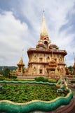 Chaitharam temple Royalty Free Stock Photos