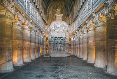 Chaitya-griha Royalty Free Stock Photo