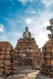 Chaiwattanaram temple Stock Photos