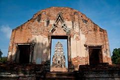 Chaiwatthanaram temple Royalty Free Stock Photography