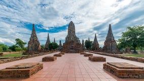 Chaiwatthanaram Temple Stock Photography