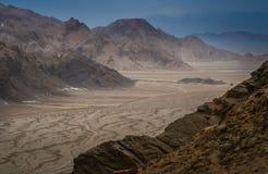 Chak Chak mountains Stock Photography