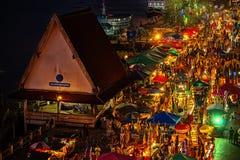 Chak Phra Festival Lizenzfreie Stockfotos