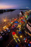 Chak Phra Festival Stockfoto