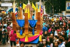 Chak Phra Festival Lizenzfreie Stockbilder