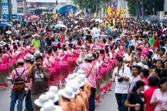 Chak Phra Festival Stockfotografie