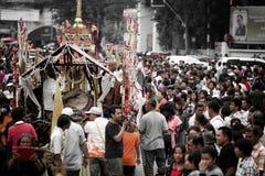 Chak Phra Festival imagem de stock