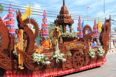 Chak Phra Festivals Royalty Free Stock Photo