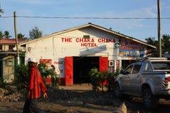 Chaka Chaka Hotel mombasa Arkivfoto