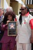 Chaka Kahn,Stevie Wonder Stock Images