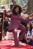 Chaka Khan royaltyfria bilder