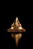 Chakra de Meru Foto de Stock Royalty Free